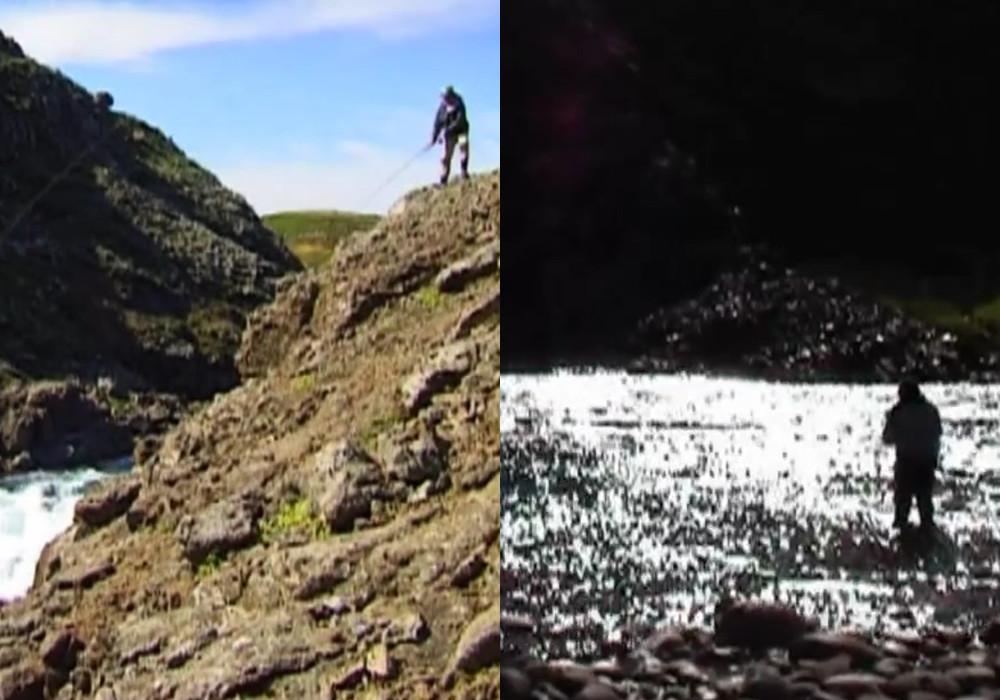 Pêche en russie et en islande