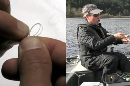techique de pêche mouche lente