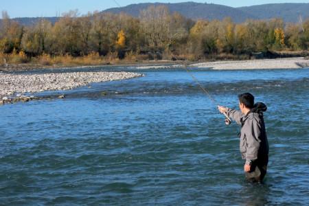 Technique pêche tcheque